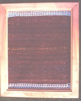 Reversible Woven Screen No. 1 (Hidden Lights) (click here for more details)
